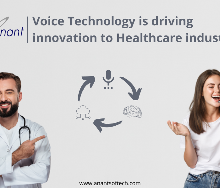 Voice Technology is driving innovation to Healthcare industry!